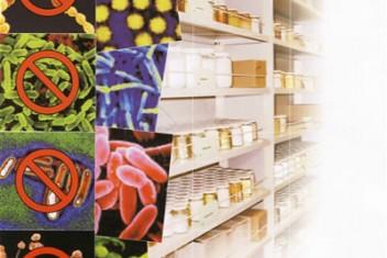 Antibacterial coating