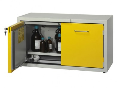 Cabinets for chemicals